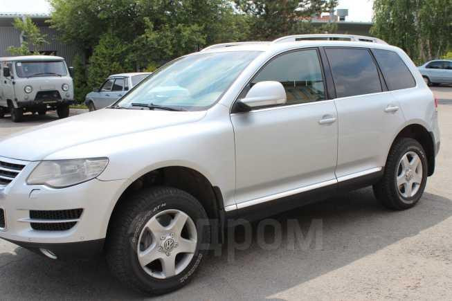 Volkswagen Touareg, 2008 год, 740 000 руб.