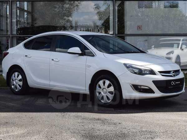 Opel Astra, 2013 год, 564 000 руб.