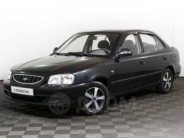 Hyundai Accent, 2007 год, 194 000 руб.