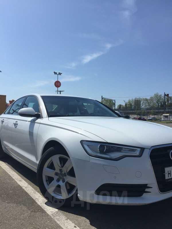 Audi A6, 2013 год, 995 000 руб.
