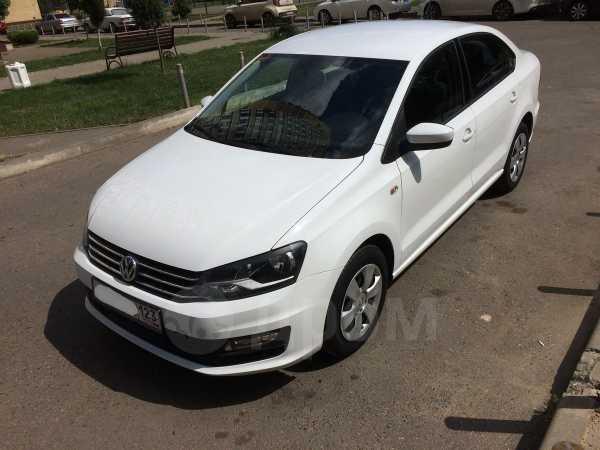 Volkswagen Polo, 2017 год, 665 000 руб.