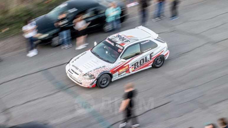 Honda Civic Type R, 1997 год, 550 000 руб.