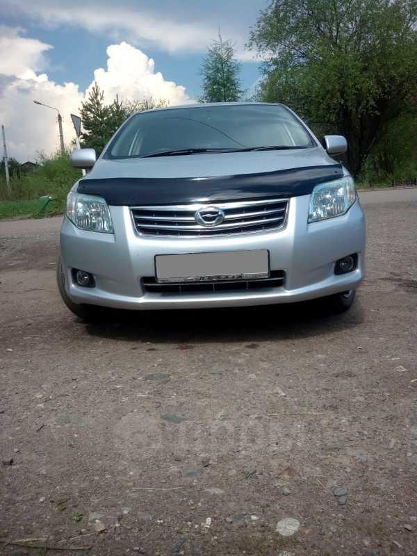 Toyota Corolla Axio, 2012 год, 490 000 руб.