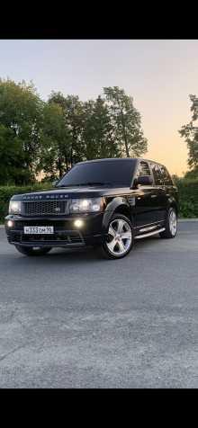 Верх-Нейвинский Range Rover Sport