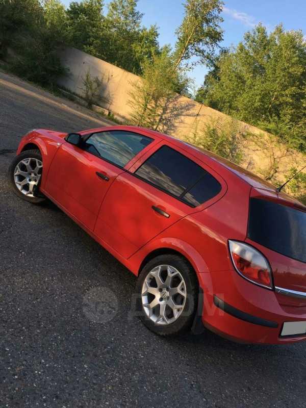 Opel Astra, 2005 год, 280 000 руб.