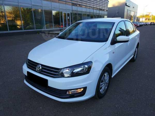 Volkswagen Polo, 2016 год, 589 000 руб.