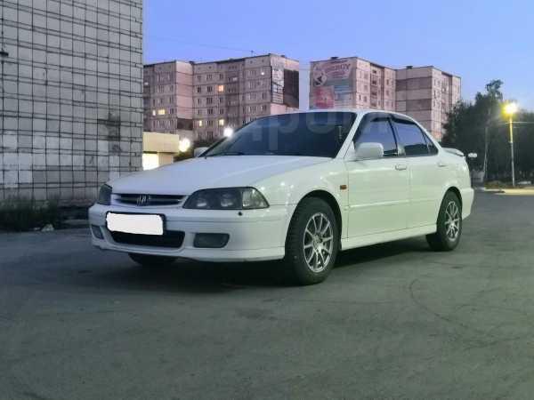 Honda Torneo, 2002 год, 275 000 руб.