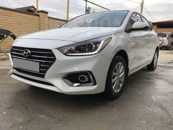 Hyundai Solaris, 2017 год, 820 000 руб.