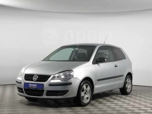 Volkswagen Polo, 2005 год, 210 600 руб.
