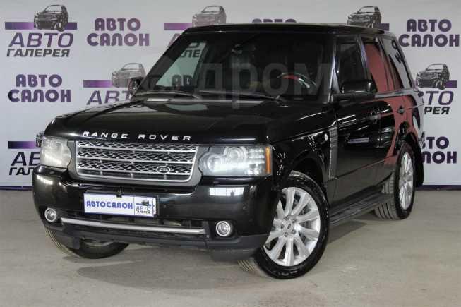 Land Rover Range Rover, 2010 год, 1 200 000 руб.