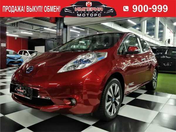 Nissan Leaf, 2014 год, 719 000 руб.