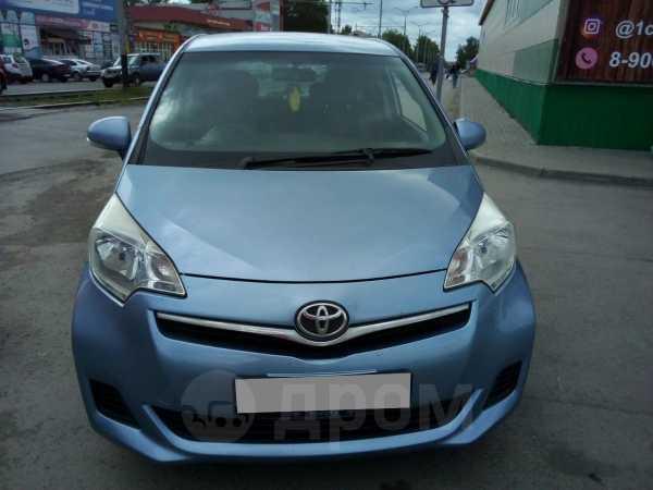 Toyota Ractis, 2010 год, 799 000 руб.