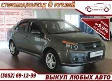 Барнаул GC6 2014