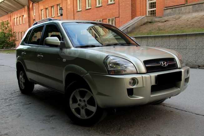 Hyundai Tucson, 2006 год, 570 000 руб.
