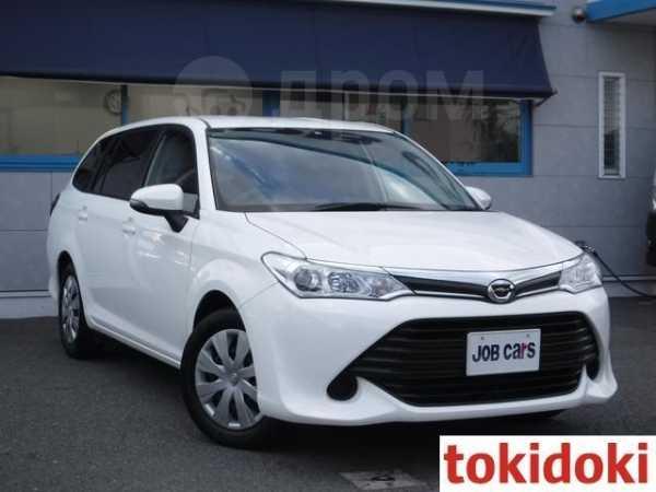 Toyota Corolla Fielder, 2016 год, 730 000 руб.