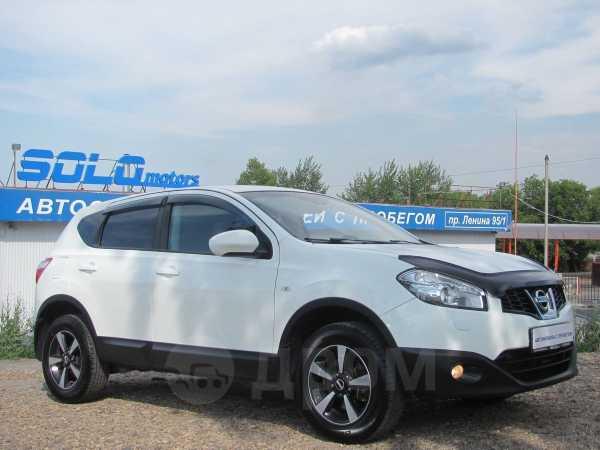 Nissan Qashqai, 2012 год, 614 900 руб.