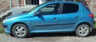 Peugeot 206, 2001 год, 130 000 руб.