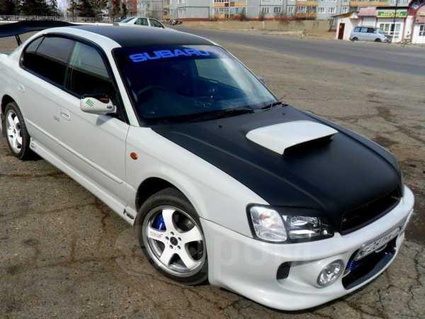 Subaru Legacy B4, 1999 год, 2 300 000 руб.