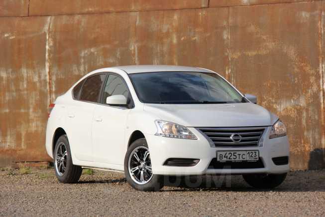 Nissan Sentra, 2014 год, 550 000 руб.
