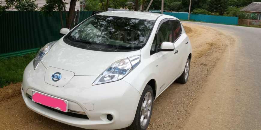 Nissan Leaf, 2012 год, 330 000 руб.
