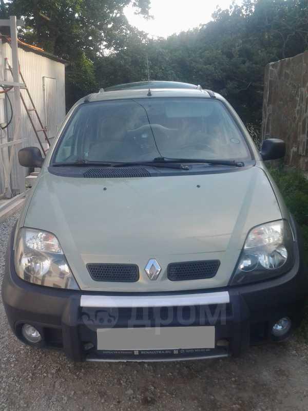 Renault Scenic, 2002 год, 300 000 руб.