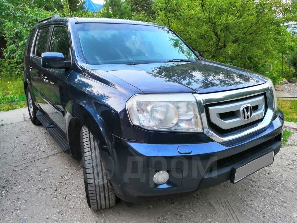Honda Pilot, 2008 год, 730 000 руб.