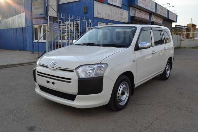 Toyota Succeed, 2016 год, 665 000 руб.