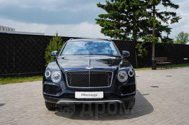Bentley Bentayga, 2019 год, 16 533 322 руб.