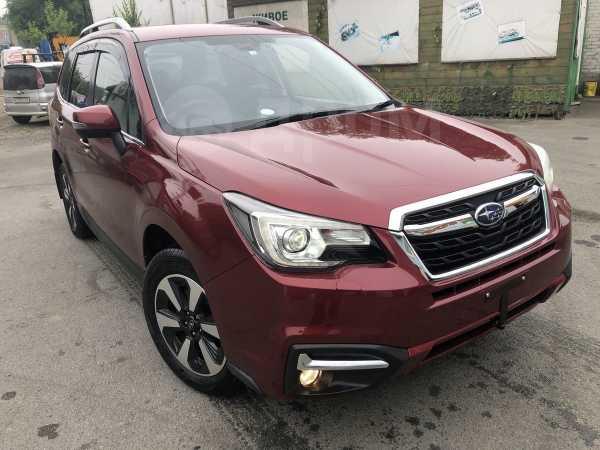 Subaru Forester, 2018 год, 1 510 000 руб.