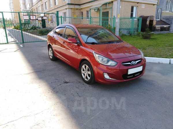 Hyundai Solaris, 2011 год, 359 000 руб.