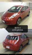 Nissan Leaf, 2013 год, 499 000 руб.