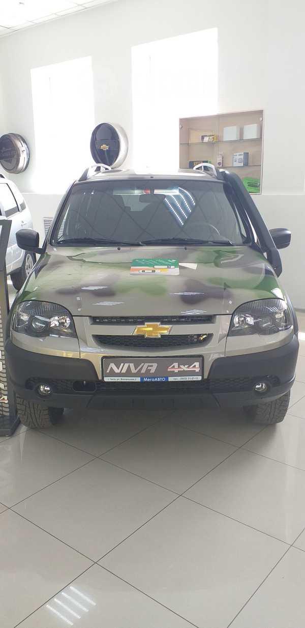 Chevrolet Niva, 2019 год, 751 250 руб.