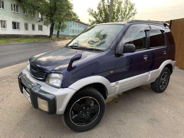 Daihatsu Terios, 1997 год, 248 000 руб.