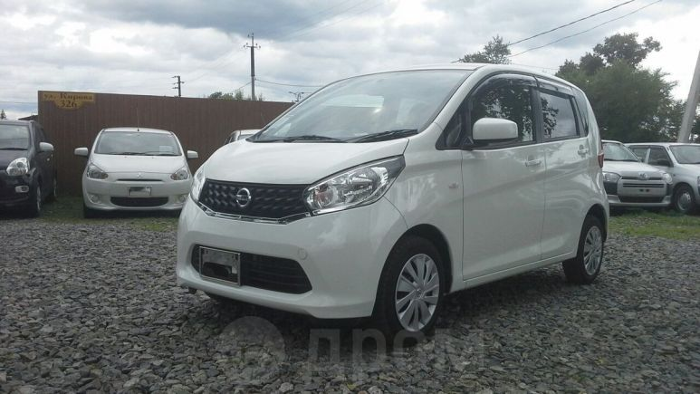 Nissan DAYZ, 2015 год, 375 000 руб.