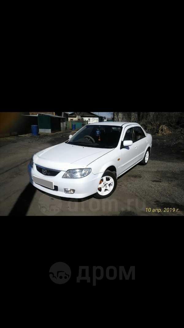 Mazda Familia, 2003 год, 225 000 руб.