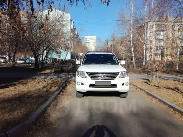 Lexus LX570, 2011 год, 2 700 000 руб.