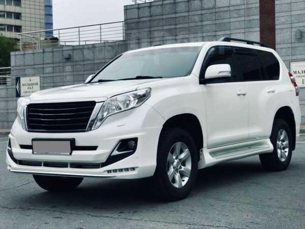 Toyota Land Cruiser Prado, 2014 год, 2 160 000 руб.
