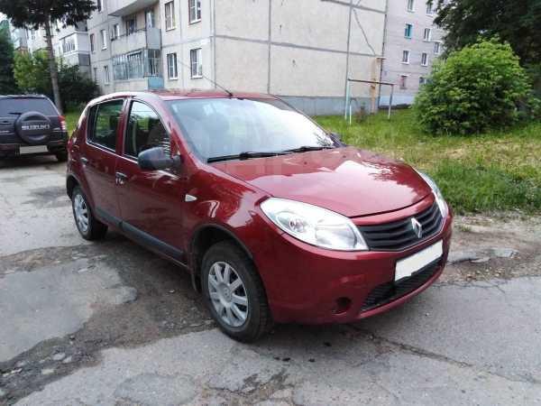 Renault Sandero, 2012 год, 333 000 руб.