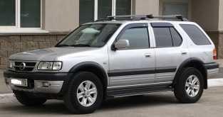 Уфа Frontera 2002