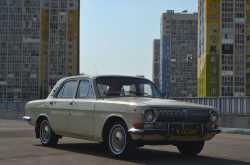 Нижний Новгород 24 Волга 1980