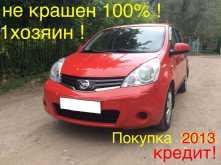 Омск Nissan Note 2012
