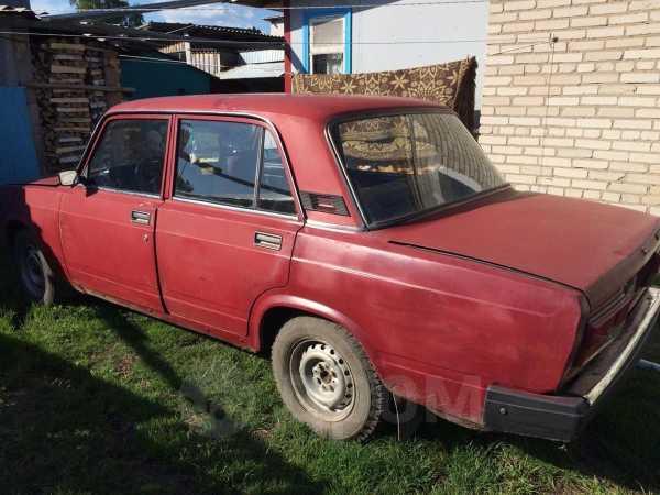 Лада 2107, 1985 год, 20 000 руб.