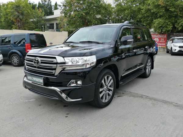 Toyota Land Cruiser, 2017 год, 3 990 000 руб.