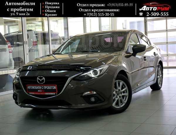 Mazda Mazda3, 2014 год, 857 000 руб.