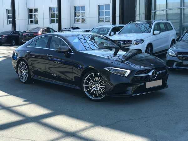 Mercedes-Benz CLS-Class, 2018 год, 6 490 000 руб.