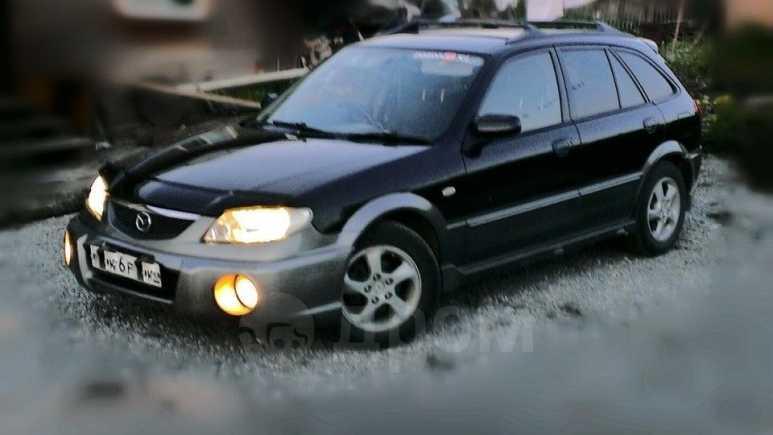 Mazda Familia S-Wagon, 2001 год, 420 000 руб.
