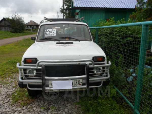 Лада 4x4 2121 Нива, 2002 год, 135 000 руб.