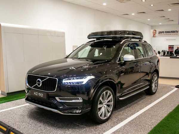 Volvo XC90, 2019 год, 4 487 600 руб.