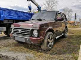 Каменск-Уральский 4x4 2121 Нива 2007