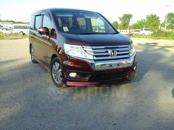 Honda Stepwgn, 2013 год, 1 120 000 руб.